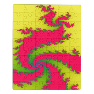 Chinese New Year Dragon Acrylic Puzzle
