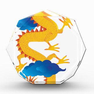 Chinese New Year Dragon Illustration Award