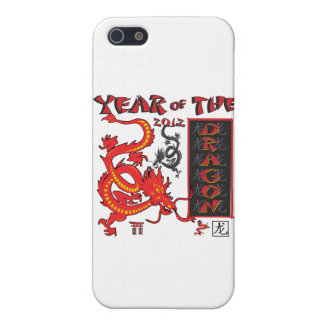 Chinese New Year Dragon iPhone SE/5/5s Case