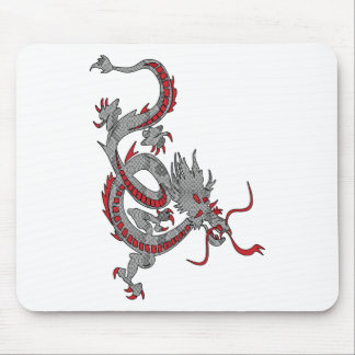 Chinese New Year Dragon Mouse Pad
