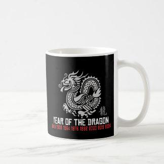 Chinese New Year Dragon Classic White Coffee Mug