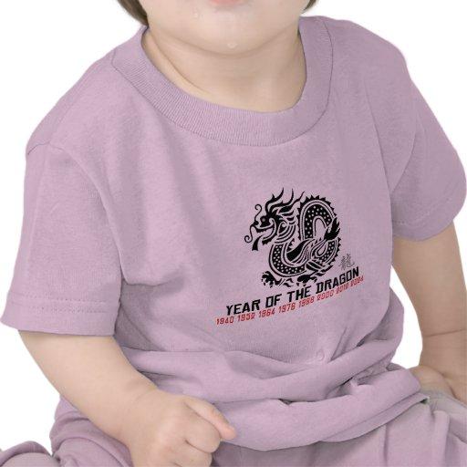 Chinese New Year Dragon T Shirt