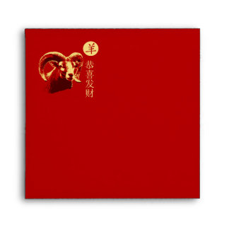 Chinese New Year Envelopes
