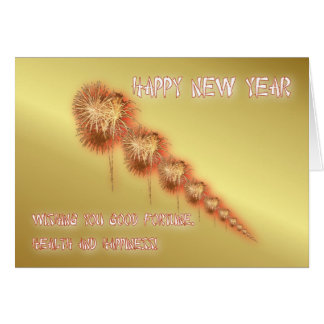 Chinese New Year Happy New Year 2011 HNY Card