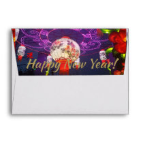 CHINESE NEW YEAR LANTERN ENVELOPE