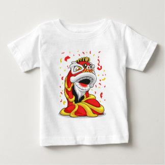 Chinese New Year Lion Baby T-Shirt