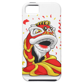Chinese New Year Lion iPhone SE/5/5s Case
