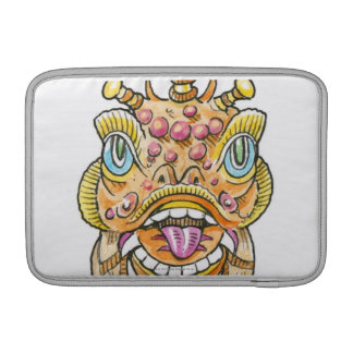 Chinese New Year Mask MacBook Air Sleeve