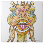 Chinese New Year Mask Tile