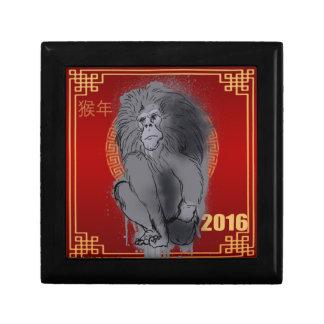 Chinese New Year Money Jewelry Box
