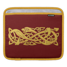 Chinese New Year Of The Snake 2013 Ipad Sleeve at Zazzle