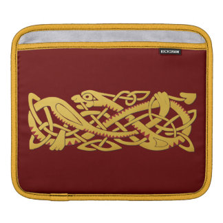 Chinese New Year Of The Snake 2013 iPad Sleeve