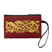 Chinese New Year Of The Snake 2013 Key Coin Clutch Coin Wallet at  Zazzle