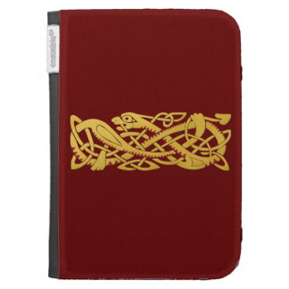Chinese New Year Of The Snake 2013 Kindle Case