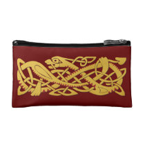 Chinese New Year Of The Snake 2013 Small Cosmetic Cosmetic Bags  at Zazzle