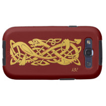 Chinese New Year Of The Snake Samsung Galaxy S3 Samsung Galaxy  SIII Cover at Zazzle