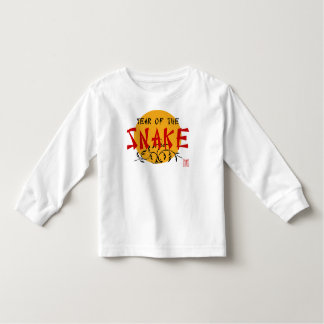 Chinese New Year of The Snake Toddler T-shirt