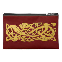 Chinese New Year Of The Snake Travel Accessory Bag at Zazzle