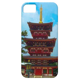 Chinese New Year,Pagoda iPhone SE/5/5s Case