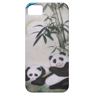 Chinese New Year, pandas iPhone SE/5/5s Case