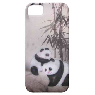 Chinese New Year, Pandas playing iPhone SE/5/5s Case