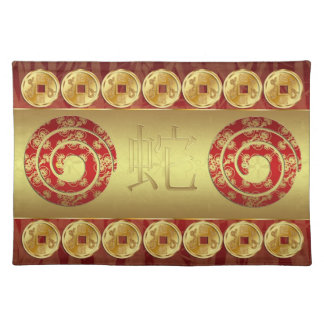 Chinese New Year Place Mat For The Table