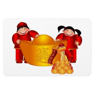 Chinese New Year Premium Flexi Magnet