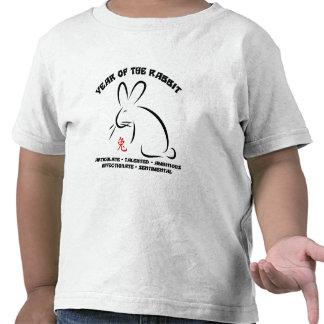 Chinese New Year Rabbit T-Shirt T-shirt