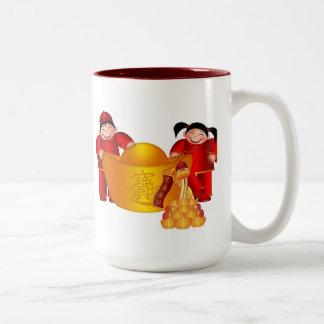 Chinese New Year Snake Mug