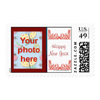 Chinese New Year Vietnamese New Year Tet Year of Postage Stamp