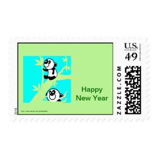 Chinese New Year Vietnamese New Year Tet Year of Stamp