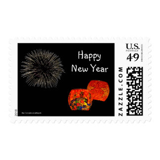 Chinese New Year Vietnamese New Year Tet Year of Postage