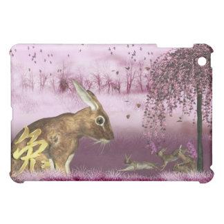 - Chinese New Year - Year Of Rabbit/Hare iPad Mini Case