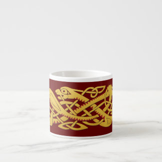 Chinese New Year - Year Of The Snake 2013 Espresso Cup