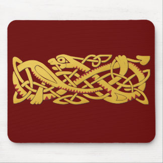 Chinese New Year - Year Of The Snake 2013 Mouse Pad