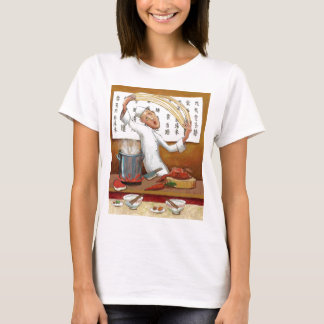 Chinese Noodle Chef (JOH-006) T-Shirt