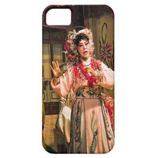 Chinese opera singer,, Singapore iPhone 5 Case
