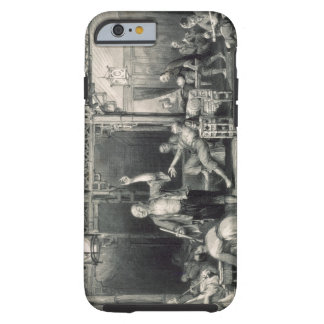 Chinese Opium Smokers, from 'China in a Series of Tough iPhone 6 Case
