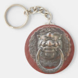 Chinese ornament keychain