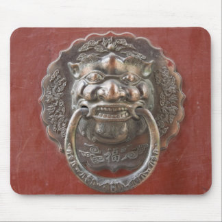 Chinese ornament mouse pad