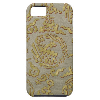 Chinese ornamental textile pattern iPhone 5 case