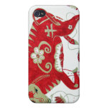 Chinese Ox Astrology iPhone 4/4s Speck Case iPhone 4 Cases