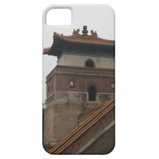 Chinese Pagoda Building Sun and Moon Temple iPhone SE/5/5s Case