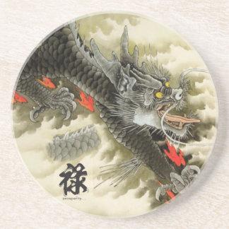 Chinese Painting - Dragon Coaster