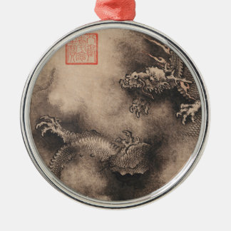 Chinese Painting for Dragon Year 2024 R Ornament