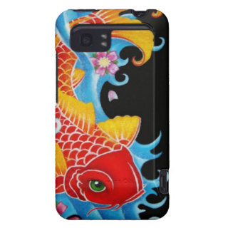 Chinese Painting HTC Vivid Cases