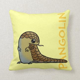 Chinese Pangolin Pillow