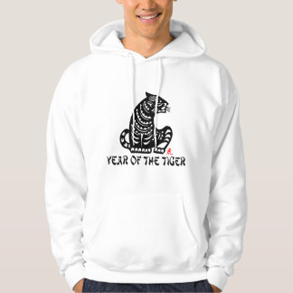Chinese Paper Cut Year of The Tiger Sweatshirt