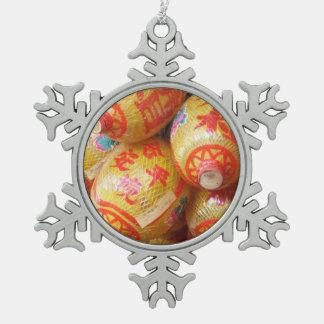 Chinese Paper Lanterns Ornament