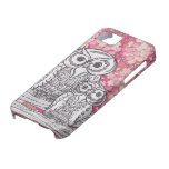 Chinese Paper Owls 4 Case-Mate ID iPhone 5 Case